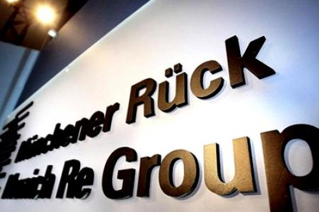 MUNICH RE incrementa sus ganancias en un  7,7%  en el primer trimestre